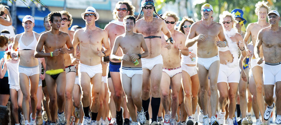 Underpants Run – Kona: slideshow image 4
